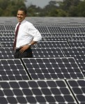 obama with solar panels in Florida-thumb-350x427