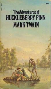 Image result for huck finn book