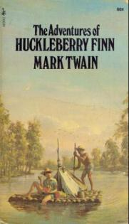 Image result for huckleberry finn book