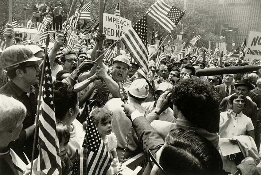 Vietnam War Protest Hippies