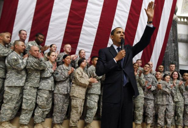 Leadership in the army post 9/11 | situational leadership project.