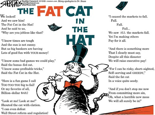 "The Political Message Behind ""The Cat in the Hat"""