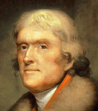 Thomas Jefferson | Phil Ebersole\'s Blog
