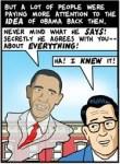 idea of obama
