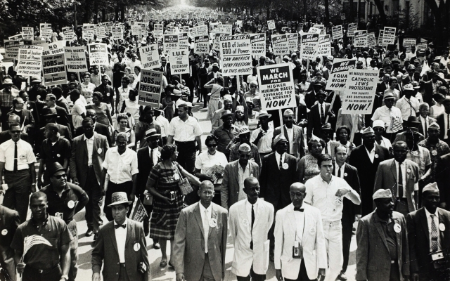 If Martin Luther King Were Alive Today Phil Ebersole S Blog