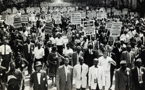 Dr. King's March on Washington for Jobs and Freedom, 1963