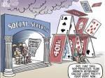 cartoon_socSecurity_privatizedVsSlowGrowth_2008oct_468x372