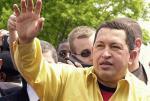 Hugo Chavez in Brazil