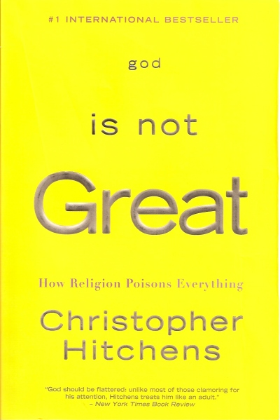 """religion poisons everything by christopher hitchens In his book god is not great: how religion poisons everything, christopher hitchens dissects and criticizes the various claims of religions and the tragic events that have been caused by various religions the title of the book sums up the arguments of hitchens in this book in the fact that he makes many arguments of why """"religion poisons."""