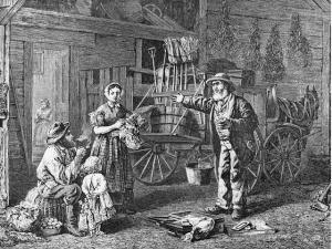 A Yankee Peddler