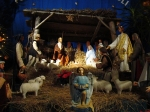 Christmas_nativity_scene_at_the_Franciscan_church_in_Sanok,_2010