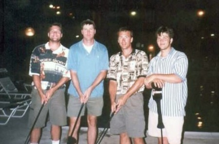 Phil Robertson's four sons