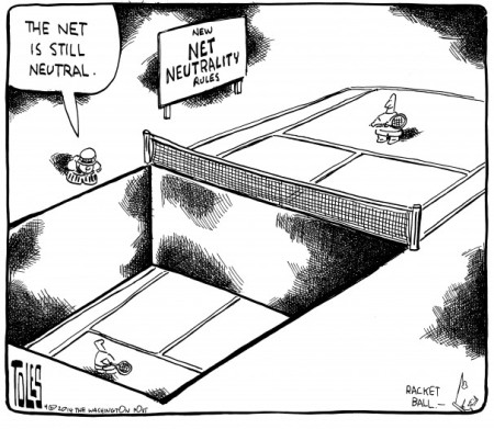 Tom Toles Net Neutrality