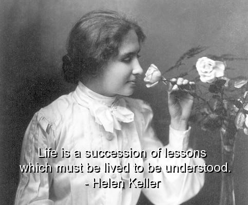 How Hellen Keller Enjoyed A Symphony Phil Ebersoles Blog
