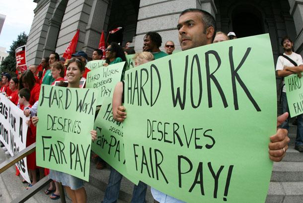 Minimum Wage   Phil Ebersole\'s Blog