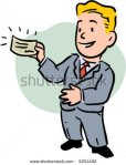 stock-vector-vector-employee-or-boss-presenting-a-paycheck-illustration-5251492