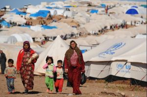 Syrian refugees in Turkey.   Photo: Global Post