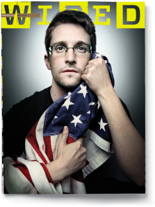 Edward SnowdenWiredcover2