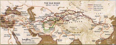 China's Ancient Silk Road