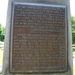 Altgeld's tombstone