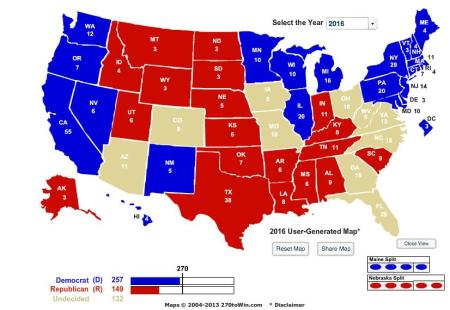 One Republican's view of the 2016 electoral vote