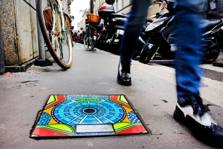 3-fashion-designers-turn-manholes-into-artworks-for-an-open-air-exhibition-in-milan
