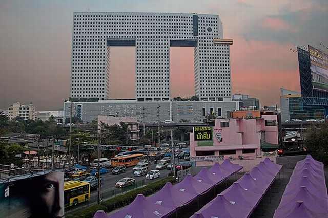 Elephant Building, Bangkok, Thailand
