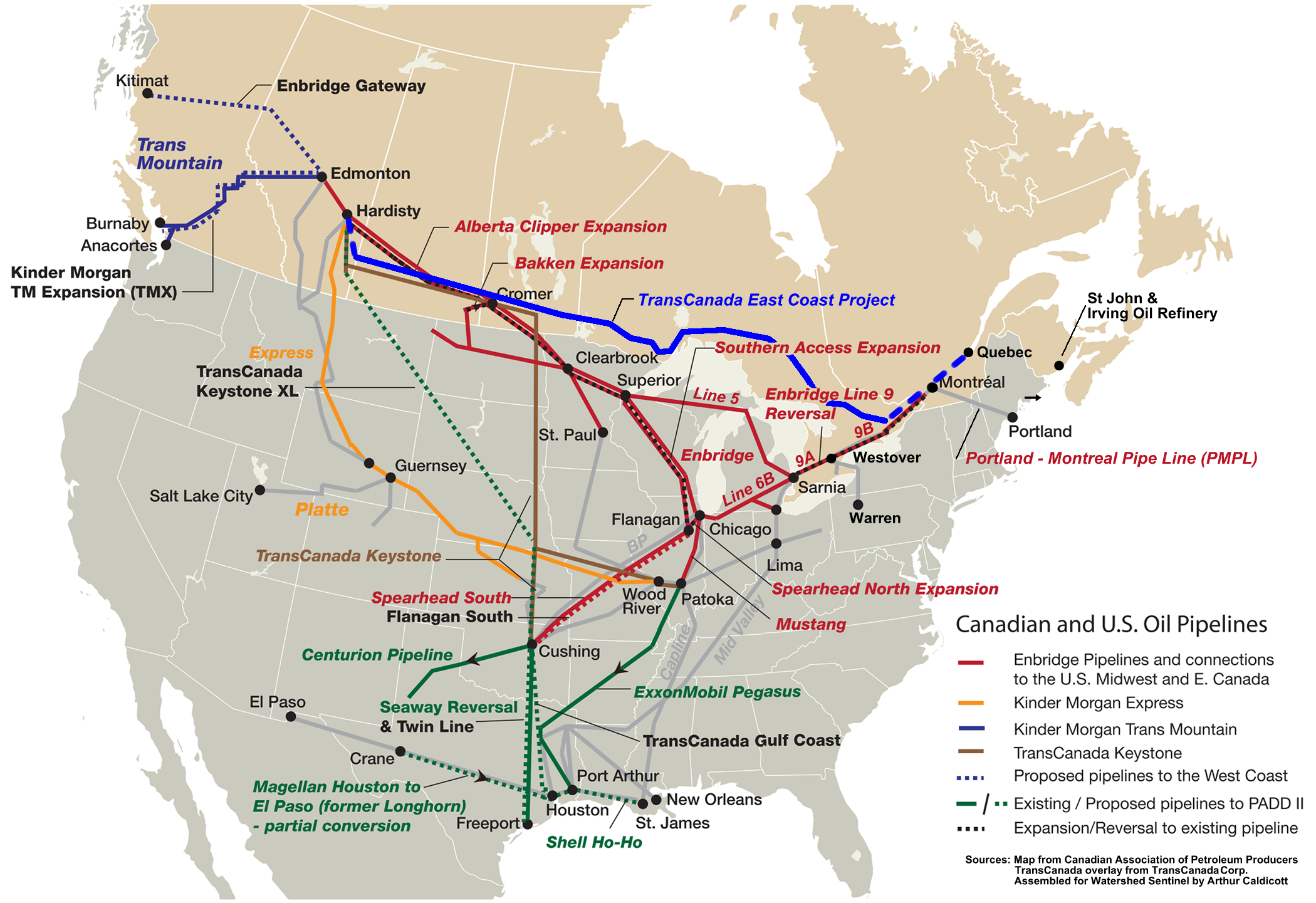 Keystone XL Pipeline | Phil Ebersole's Blog