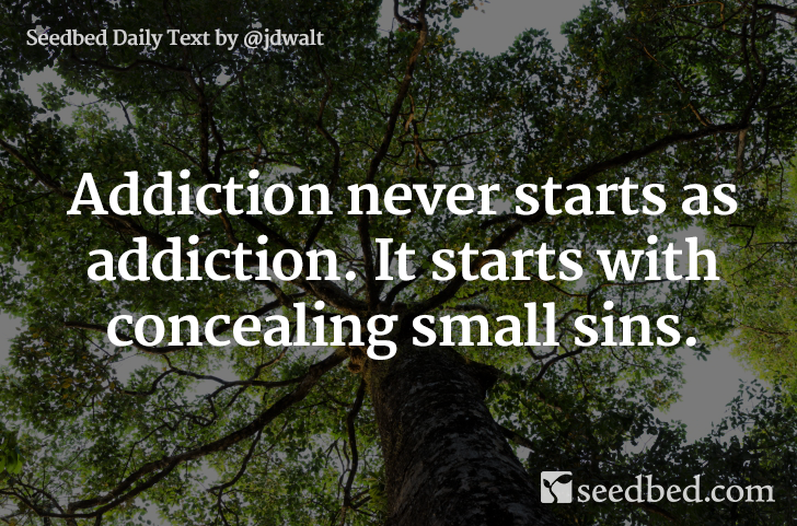 The Secret Of Addiction