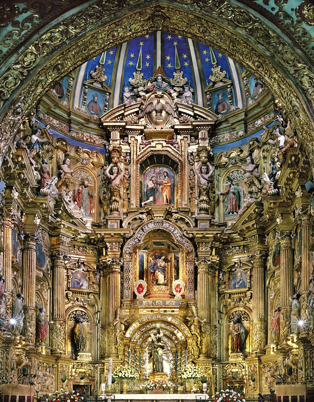 The magnificence of baroque churches phil ebersole 39 s blog for Baroque style church