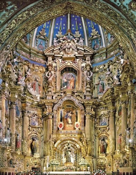 Cathedral of Saint Francis, Quito, Ecuador