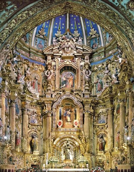 Cathedral of Saint Francis, Quito, Ecuador