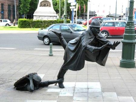 DeVarrtkapeon, Brussels, Belgium