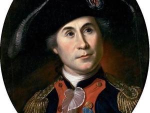 John Paul Jones in 1781
