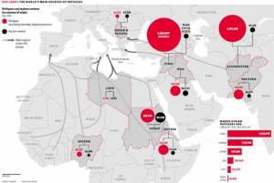 refugees-map