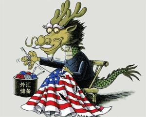 Cartoon by Xu Jun for EEO