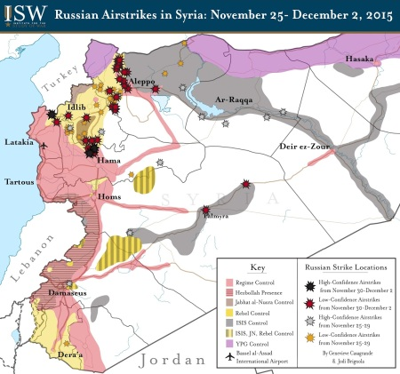 3.Russian Airstrikes 30 NOV-02 DEC-01