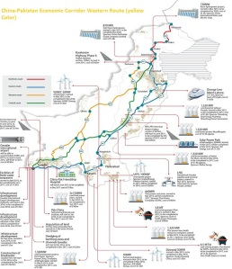China-Pakistan-Economic-Corridor-Route-Map