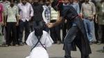 Execution in Saudi Arabia