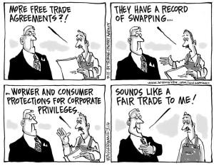 India and trade Dilema