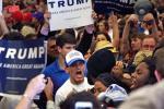 violentTrump-Rally