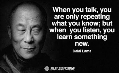 Dalai+Lama+When+you+talk