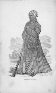 Harriet Tubman as a Union scout