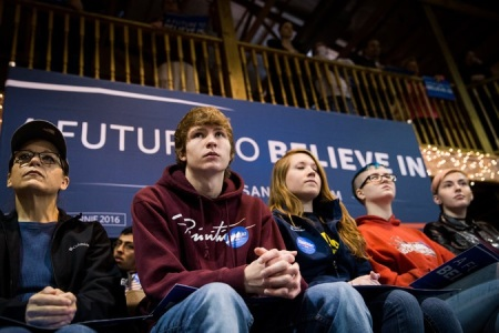 Millennials for Sanders