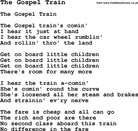the_gospel_train