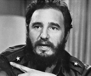 Fidel Castro in 1964 (Magnum)