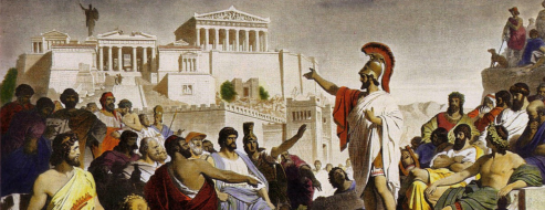 Image result for democracy in ancient athens